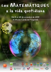Cartell Exposició Matemàtiques