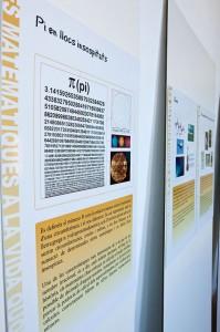 exposició matemàtiques
