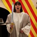 El cant de la Sibil·la a càrrec de Teresa Pérez de Rozas