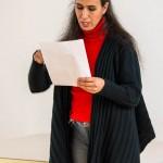 Dia Mundial de la Poesia 2013 - Yamna Belmqadem, àrab