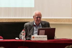 """""""Les tècniques tèxtils a l'Antic Egipte"""", Josep Maria Querol"""