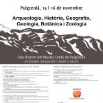 Cartell Jornades d'Estudis Comarcals 2014