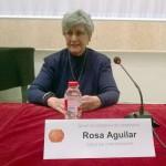 L'escriptora cerdana Rosa Aguila (foto: Francesc Esteban)