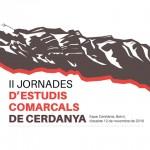 Logo II Jornades Estudis Comarcals Cerdanya