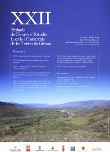 Cartell Trobada de Centres d'Estudis de Girona