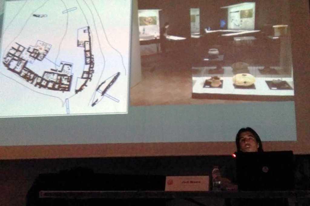 """Conferència """"Últimes novetats en la recerca arqueològica del Castellot de Bolvir i el Tossal de Baltarga"""" a càrrec de Jordi Morera"""