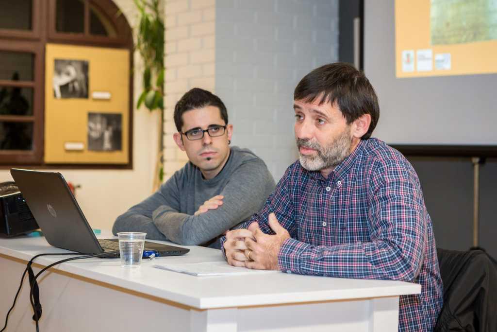 """III Cicle de conferències Explica'm una Història.""""L'Acta de Consagració de la Catedral d'Urgell"""" a càrrec de Carles Gascon i Oliver Vergés"""