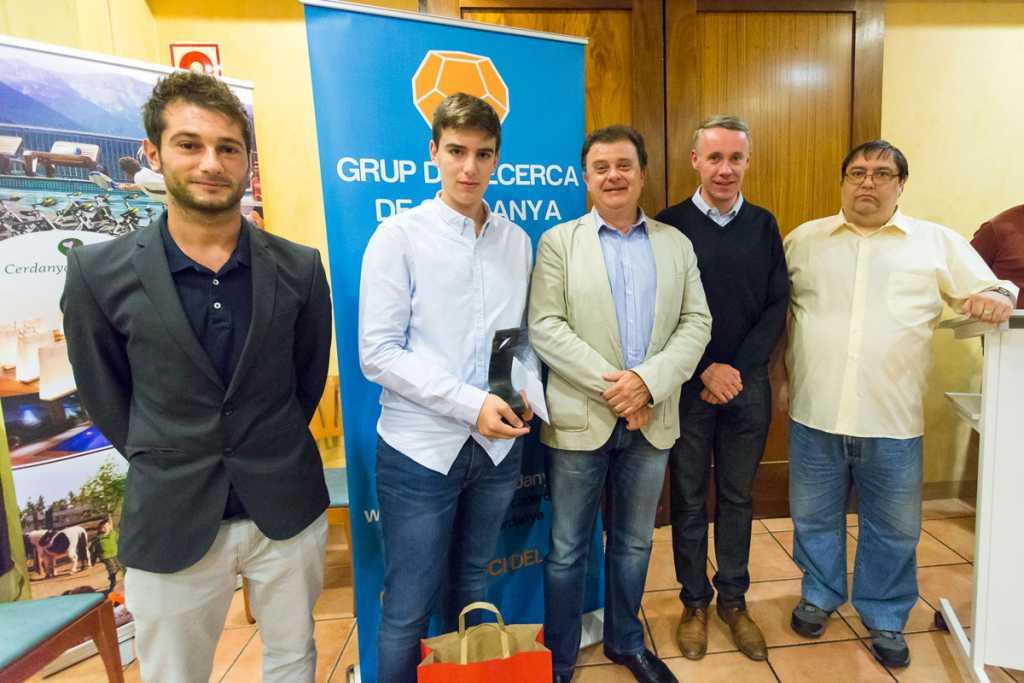 III Premi Sebastià Bosom - Vila de Puigcerdà 2015