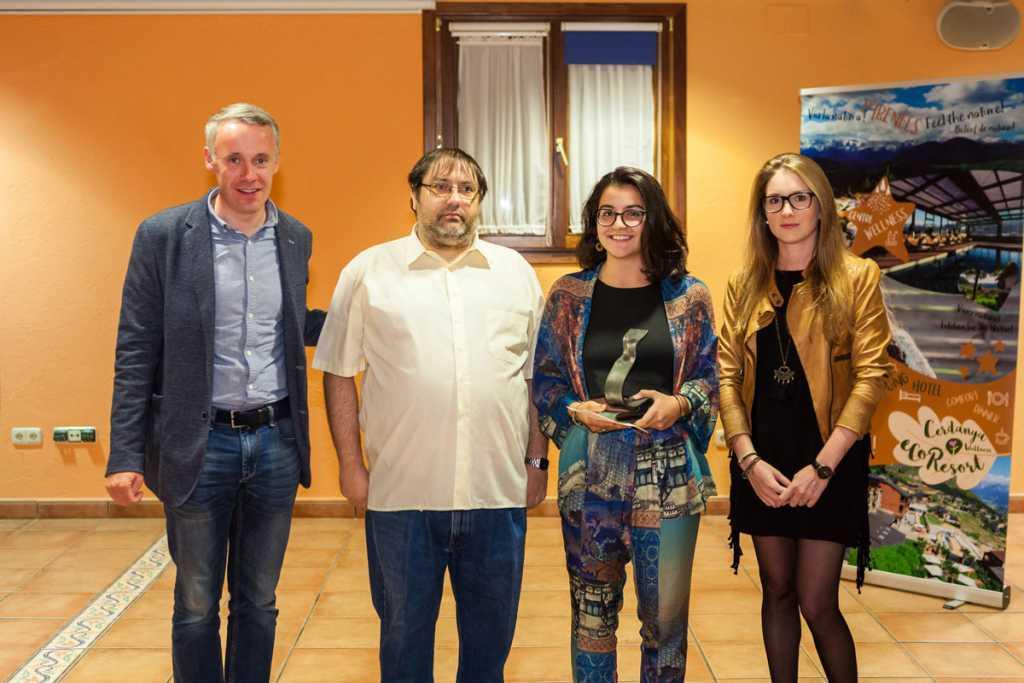 V Premi Sebastià Bosom - Vila de Puigcerdà 2017