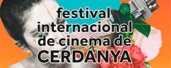Banner Festival Internacional de Cinema de Cerdanya