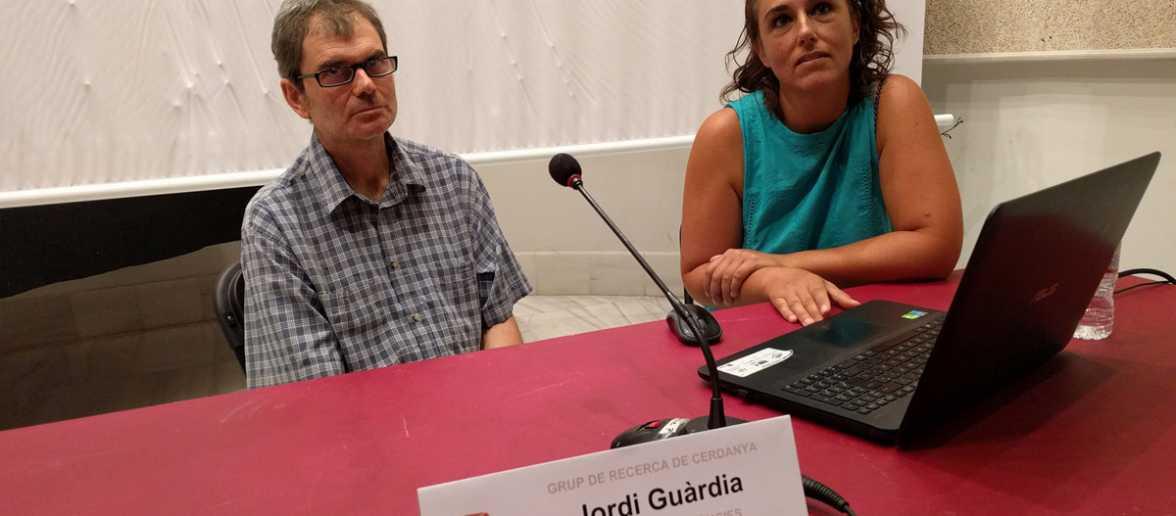 Jordi Guàrdia - Conferència Iulia Libica