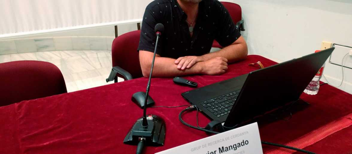 Xavier Mangado - Conferència Montlleó