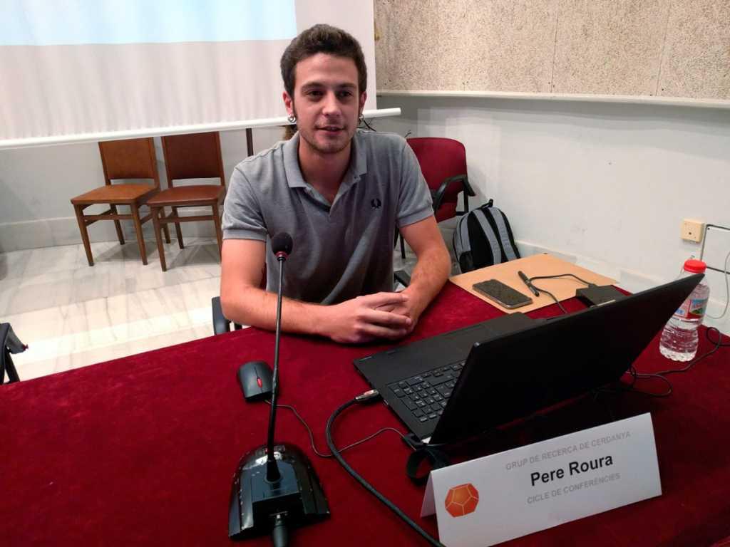 Pere Roura - Conferència Mil·lenari Abat Oliba