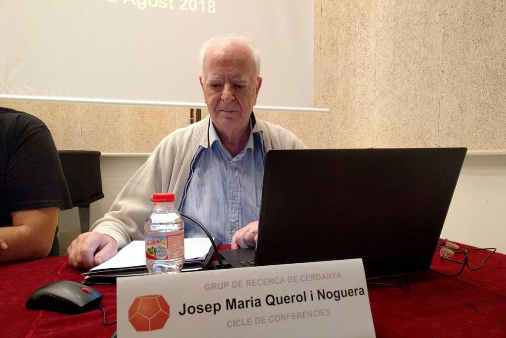 Puigcerdà indústria tèxtil Josep Maria Querol-Textil