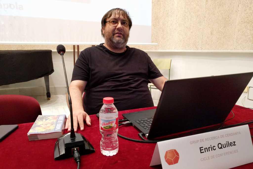 Flora Groga Enric Quílez