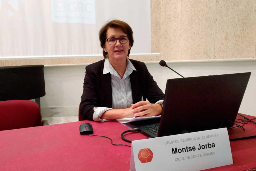 Jornades Patrimoni Montserrat Jorba
