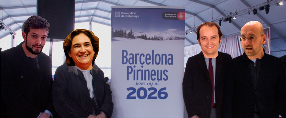 JJOO Barcelona-Pirineus GRC