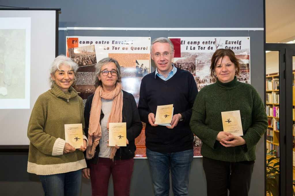 Presentació llibre Comunitat Jueva Puigcerdà