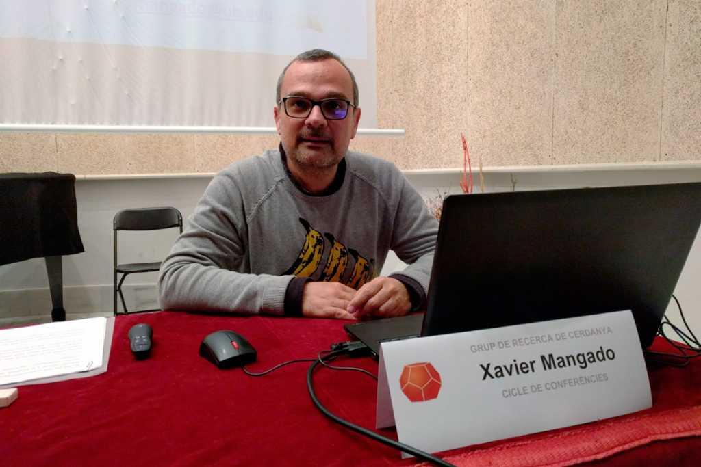 Xavier Mangado llibre Montlleó