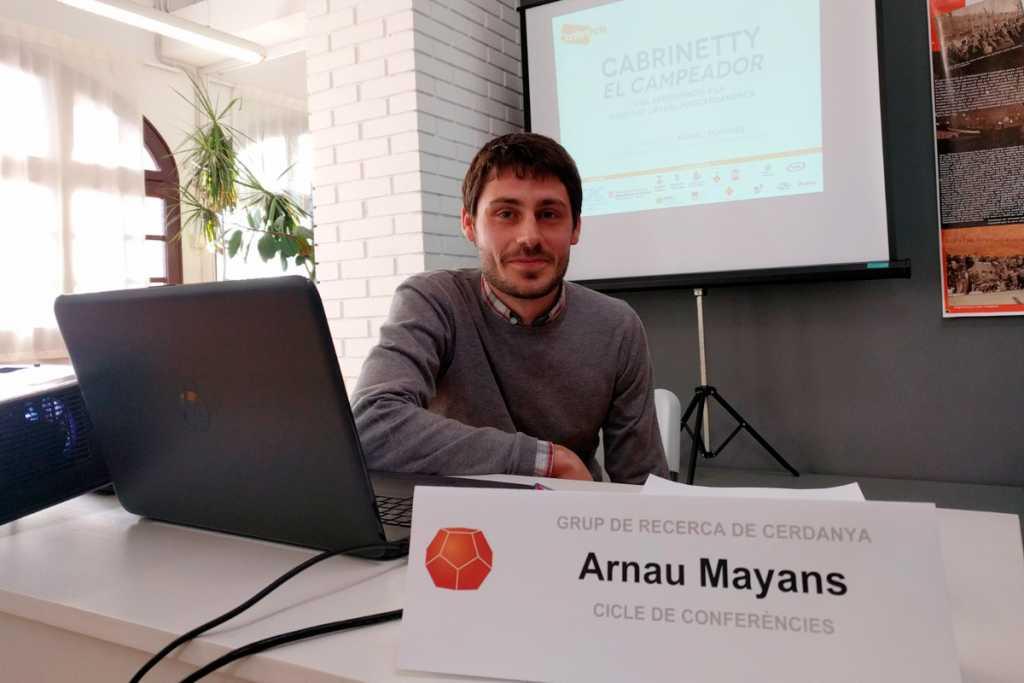 Arnau Mayans - Cabrinetty el Campeador
