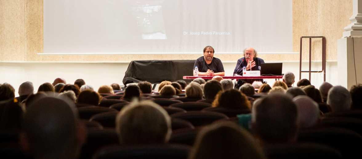 """""""La dona i el poder a l'Antic Egipte"""" a càrrec de Josep Padró"""