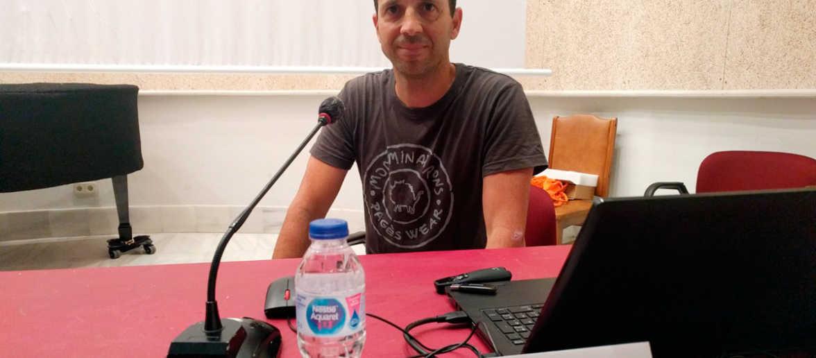 """Conferència """"Incendis i Canvi Climàtic als Pirineus"""" a càrrec de Jordi Oliveres"""