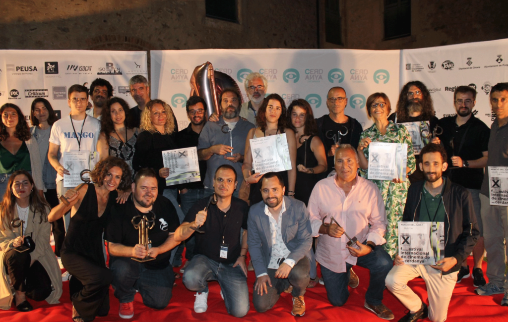 Guanyadors Festival Cinema Cerdanya 2019
