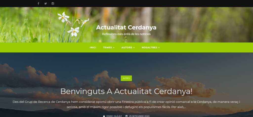 Portada web Actualitat Cerdanya