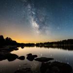 L'Estany de Malniu i la Via Làctia