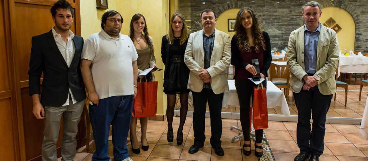 I Premi Sebastià Bosom - Vila de Puigcerdà 2013. Grup de Recerca de Cerdanya.