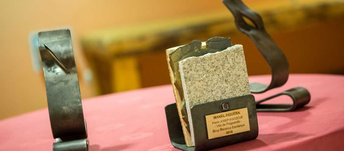 Premis Sebastià Bosom i Josep Egozcue - Vila de Puigcerdà 2018