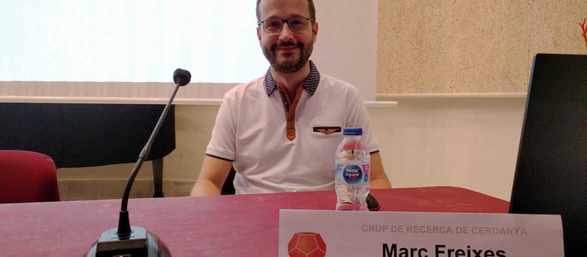 Com parlen les màquines - Marc Freixes