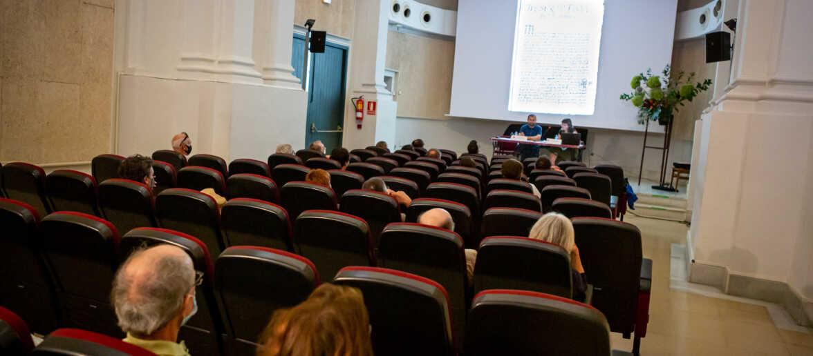Conferència sobre Joan Trigall